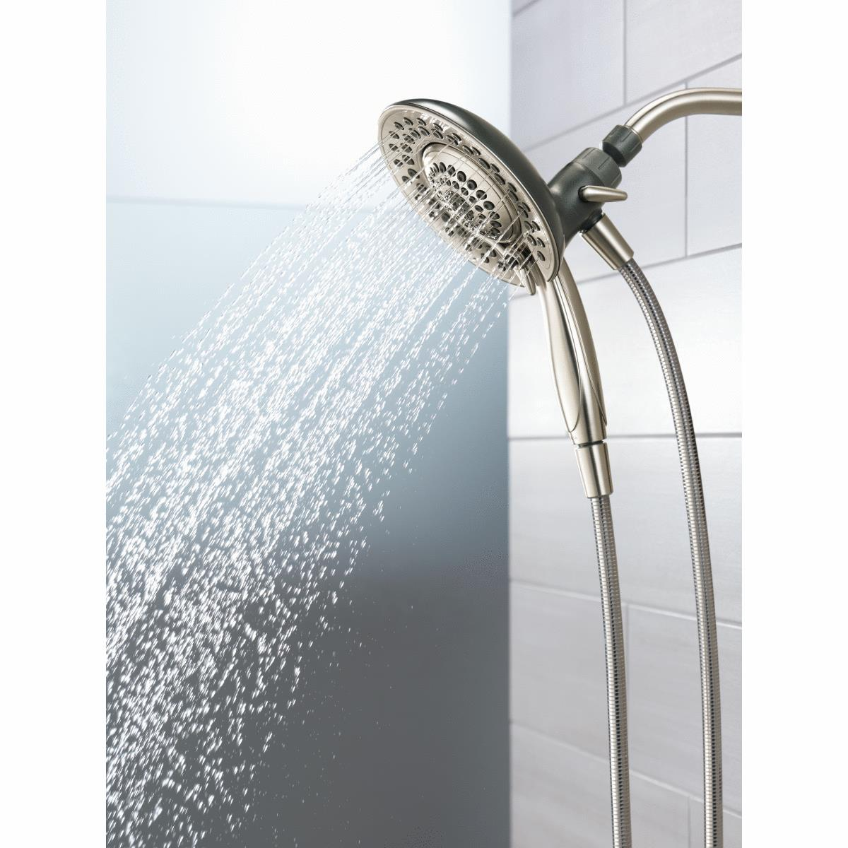 Delta In2ition 5 Spray 1 8 Gpm Combo Hand Held Shower